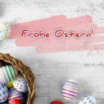 Dörwang wünscht Frohe Ostern!
