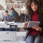Markteinführung Xerox B210 Drucker und B205/B215 Multifunktionsdrucker