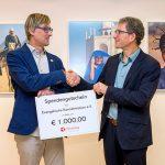 Dörwang unterstützt mit Spenden diverse Hilfsorganisationen