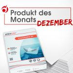 "Produkt des Monats Dezember ""Büroring Kopierpapier"""
