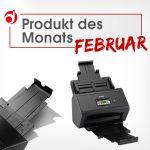"""Produkt des Monats Februar """"Brother Scanner ADS-2800W"""""""