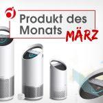 """Produkt des Monats März """"Leitz TruSens Luftreiniger"""""""