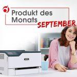 """Produkt des Monats September """"A4 Farbdrucker"""""""